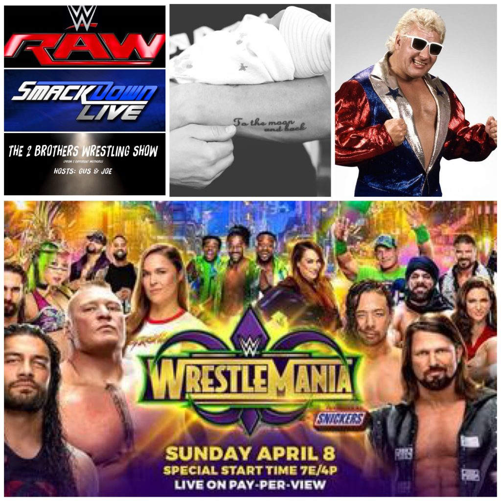 The Show Before Wrestlemania