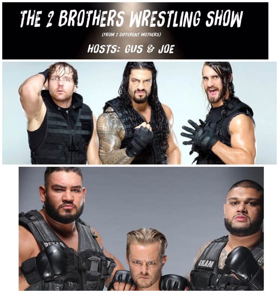 2 Brothers Wrestling Show